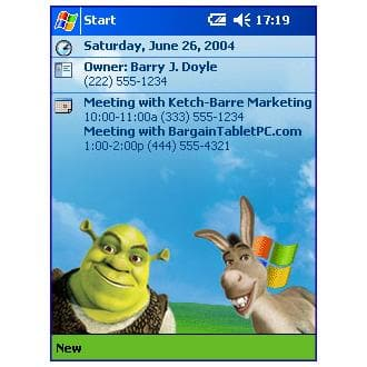 Shrek 2 Bliss