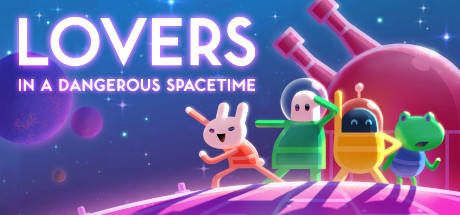 Lovers in a Dangerous Spacetime 2016