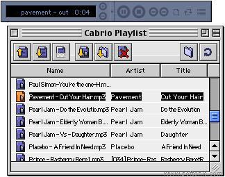 Cabrio OS X