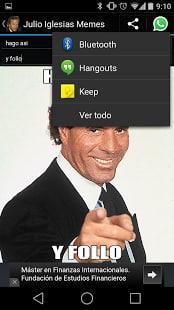 Julio Iglesias Memes