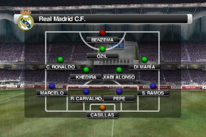 PRO EVOLUTION SOCCER 2012 FULL android game Review