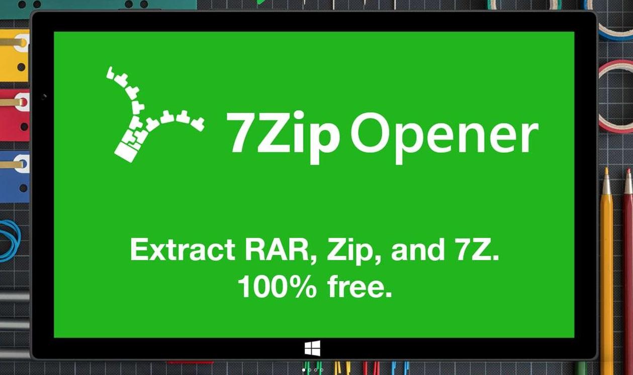 7Zip Opener