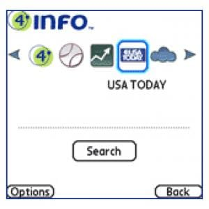 4INFO Mobile Search