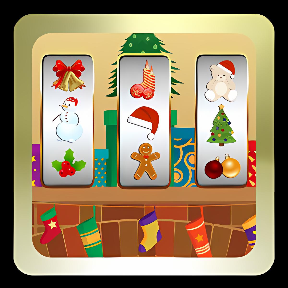 Máquina Tragaperras de Navidad