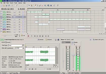 Sony acid xpress 5.0