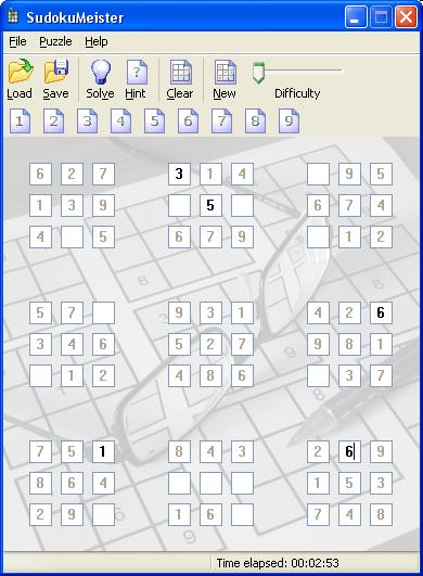 SudokuMeister