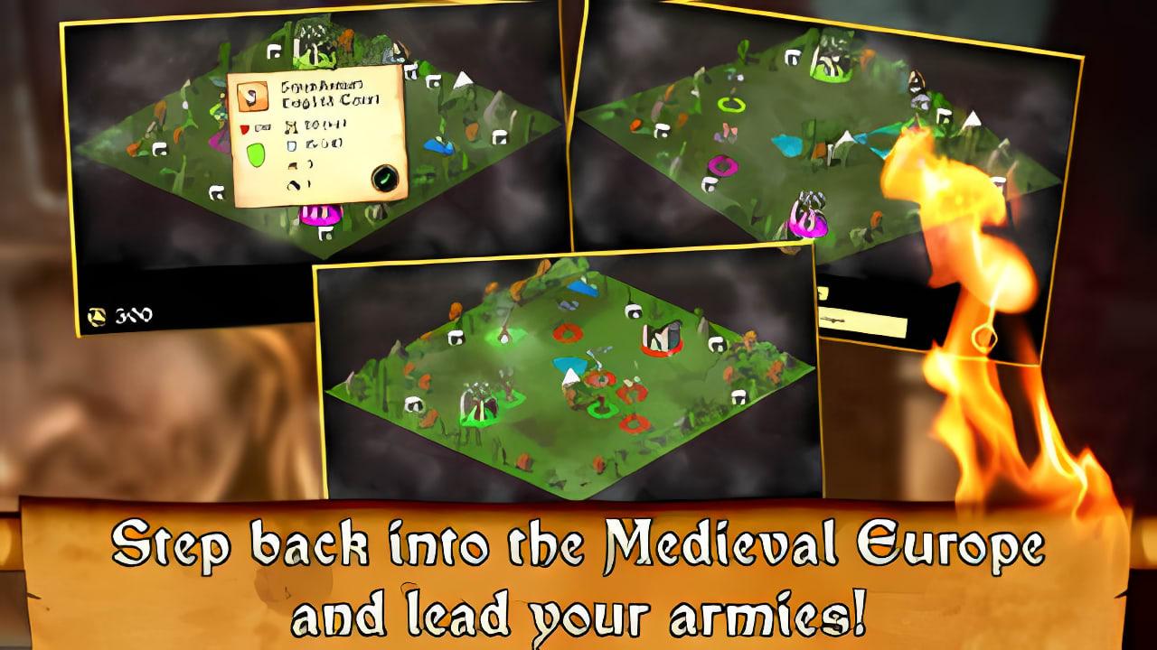 Medieval Battlefields FREE