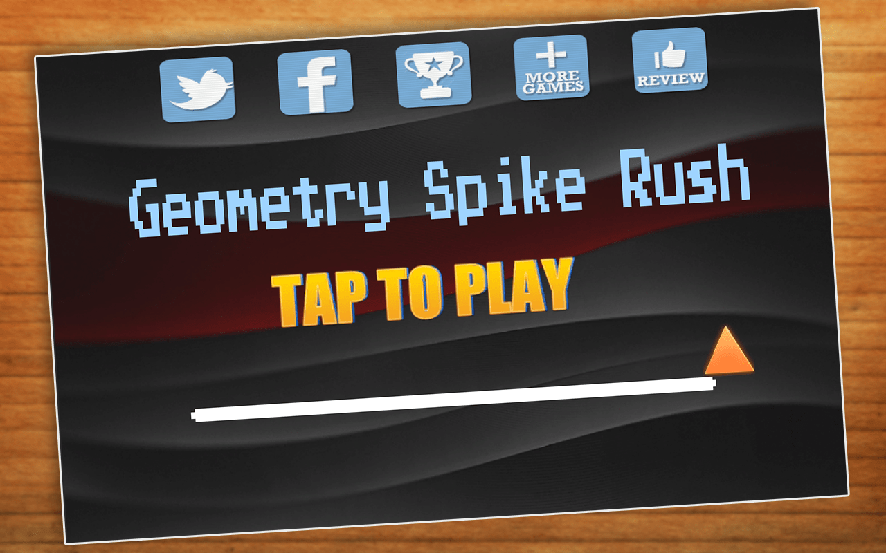 Geometry Spike Rush