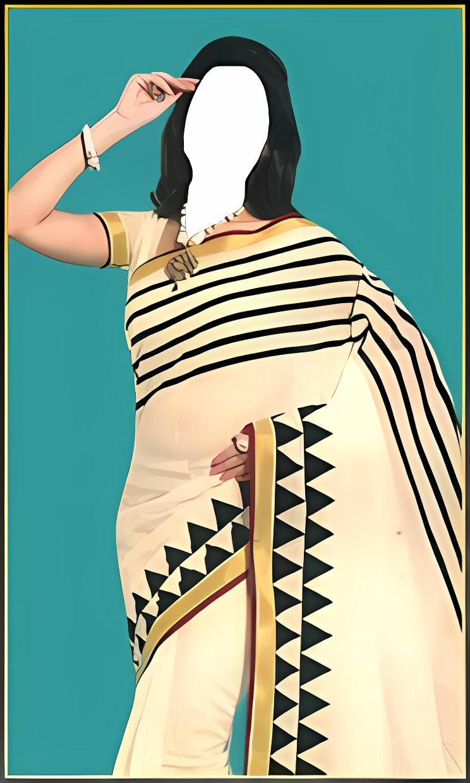 Women Cotton Saree Suit