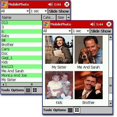 Pocket Mobile Photo