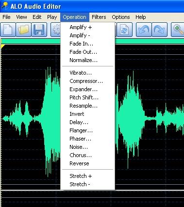 ALO Audio Editor