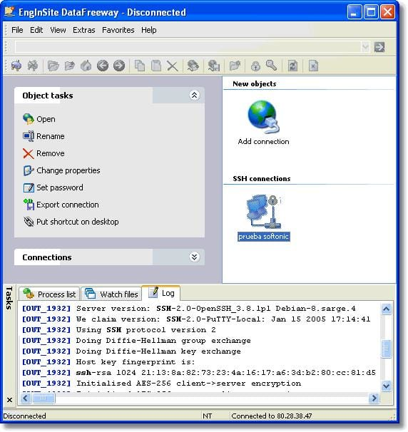 EngInSite DataFreeway