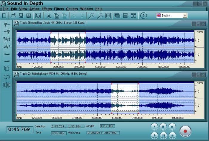 Sound InDepth