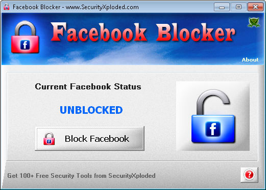 Facebook Blocker