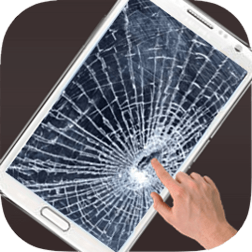 Broken Screen - Cracked Screen