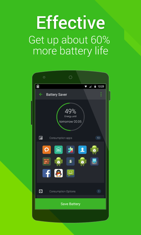 Power Battery - Battery Saver