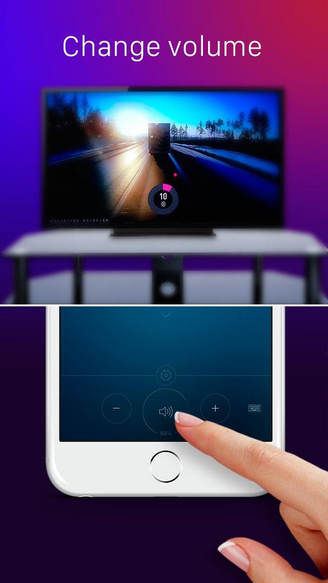 CiderTV by Ezzi - Remote Control for Apple TV