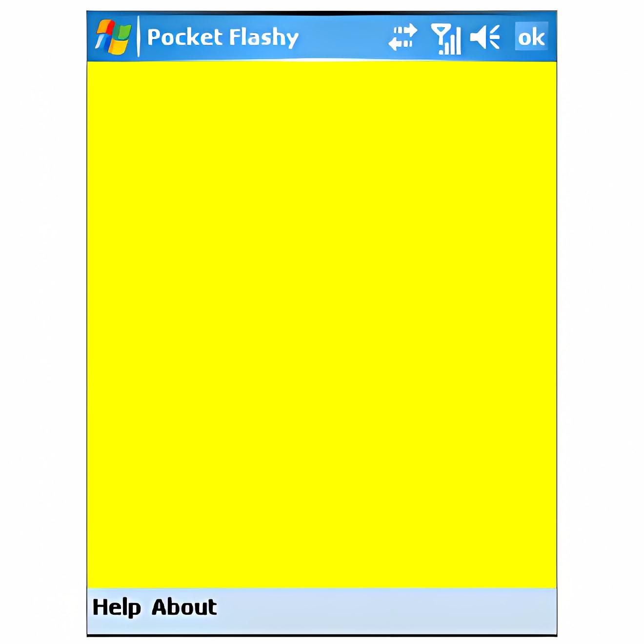 Pocket Flashy