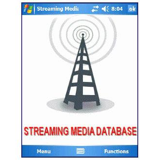 Streaming Media Database