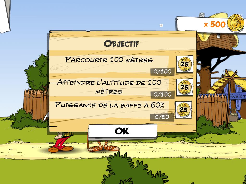 Asterix: Megabofetón