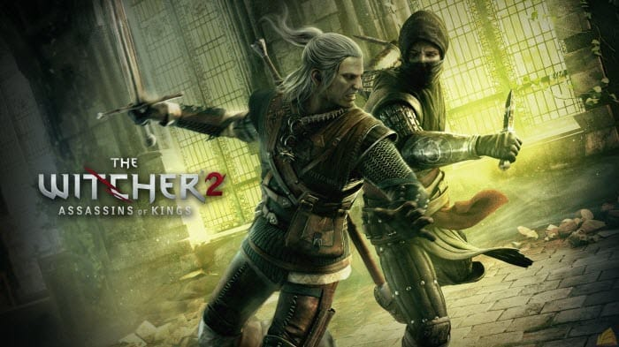The Witcher 2 wallpaper