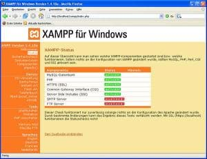 XAMPP Windows