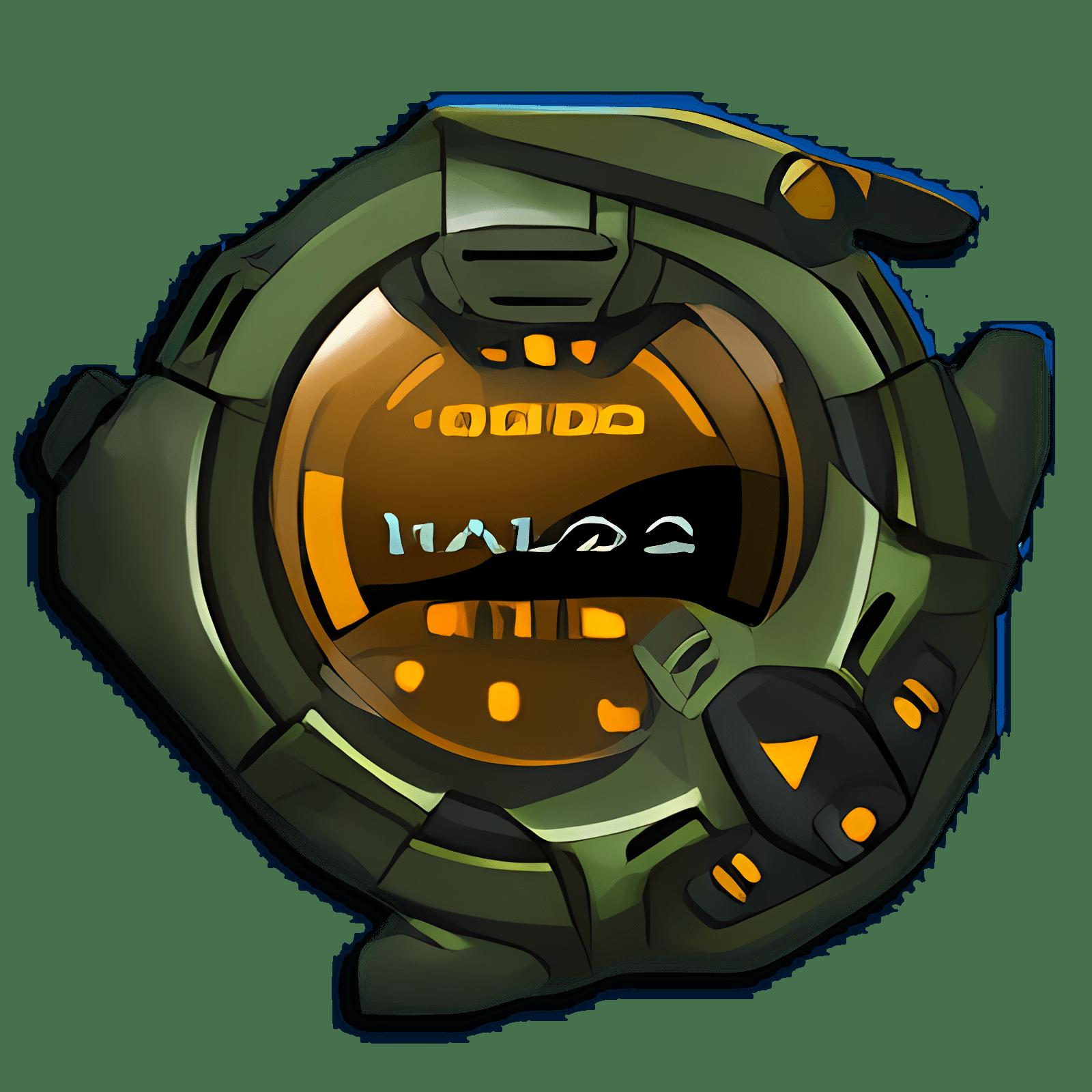 Halo 2 Skin