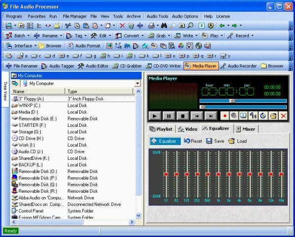 File Audio Processor