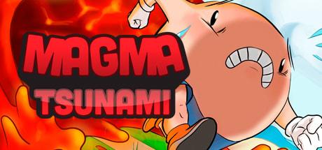 Magma Tsunami