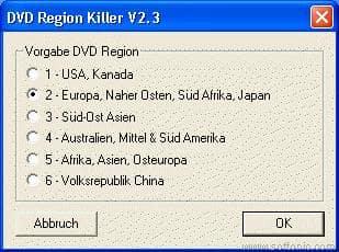 Region Killer