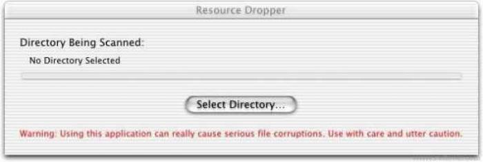 Ressource Droper X