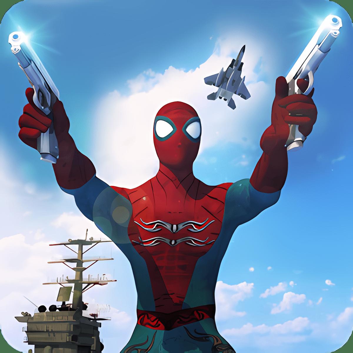 Spider Navy Stealth Mission