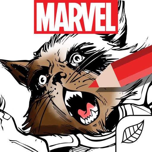 Marvel: Color Your Own 1.0.3