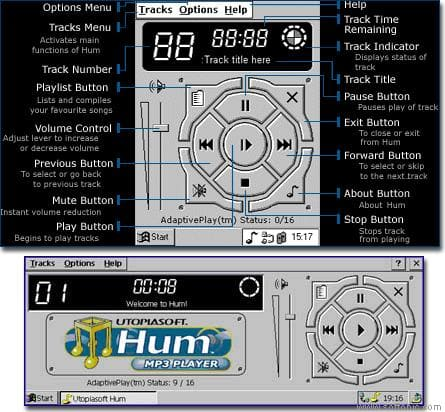 Hum MP3 Player
