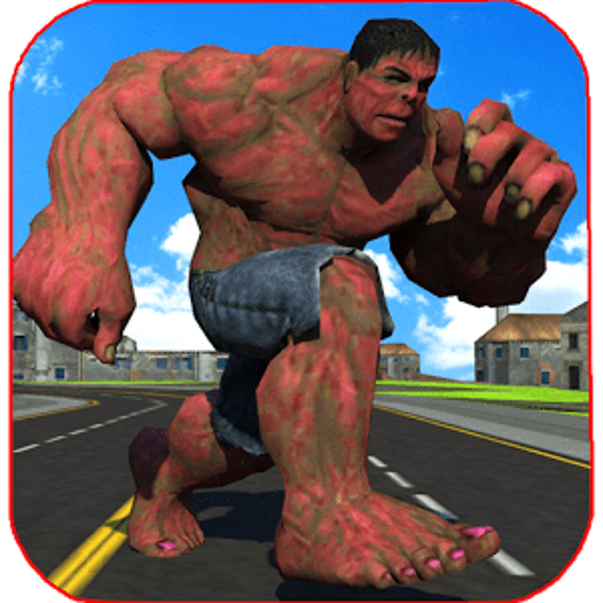 Incredible Superhero Battle 1.0