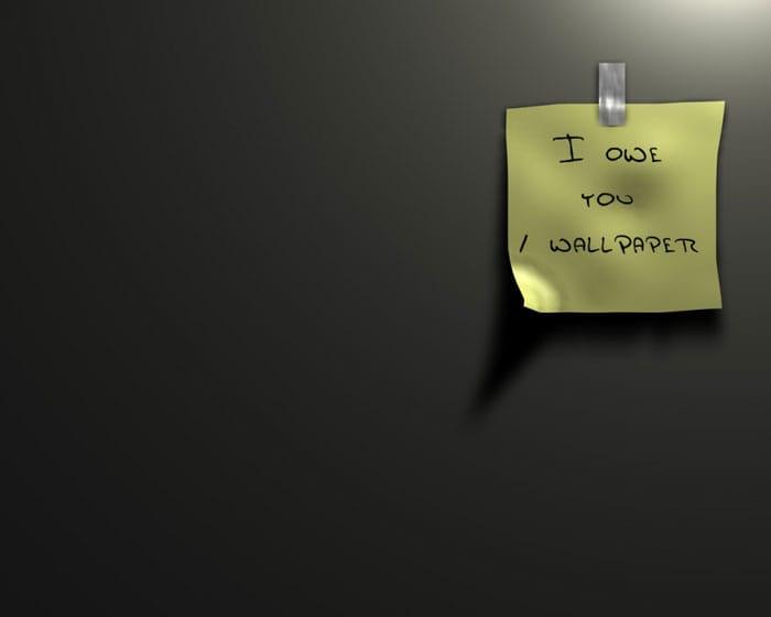 Wallpaper Reminder