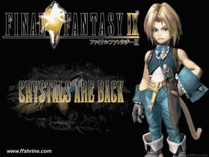 Final Fantasy IX ScreenSaver