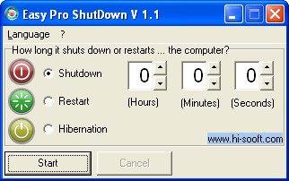 Easy Pro ShutDown