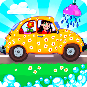 A Funny Car Wash Game 1.8