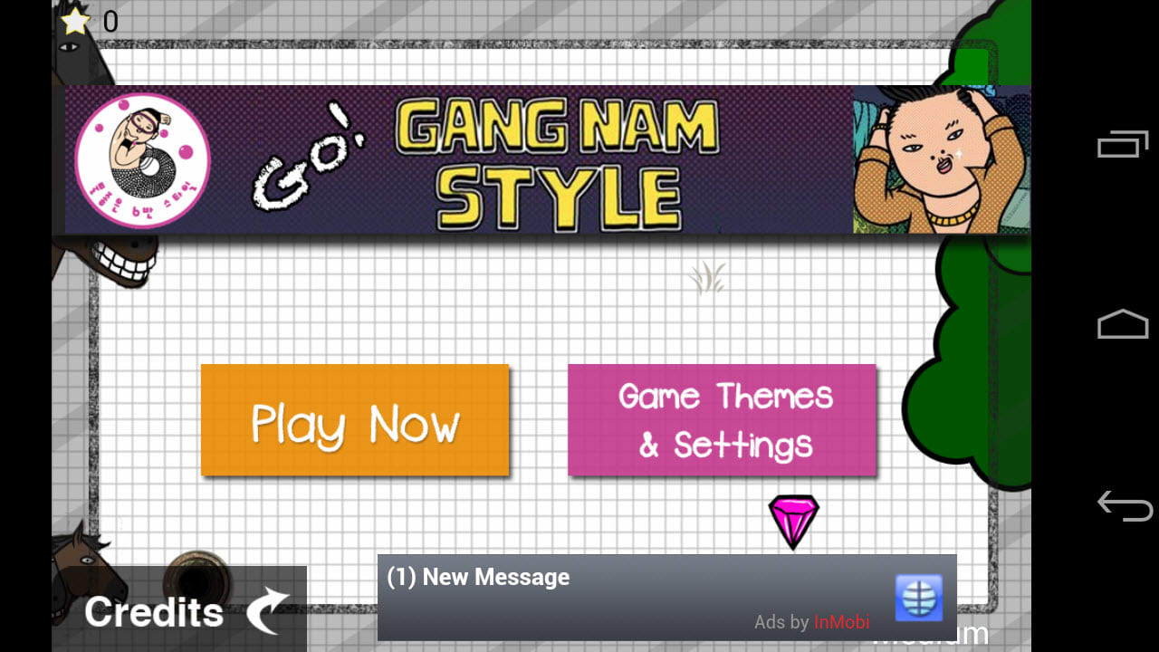 Gangnam Style Game -Go G-Style