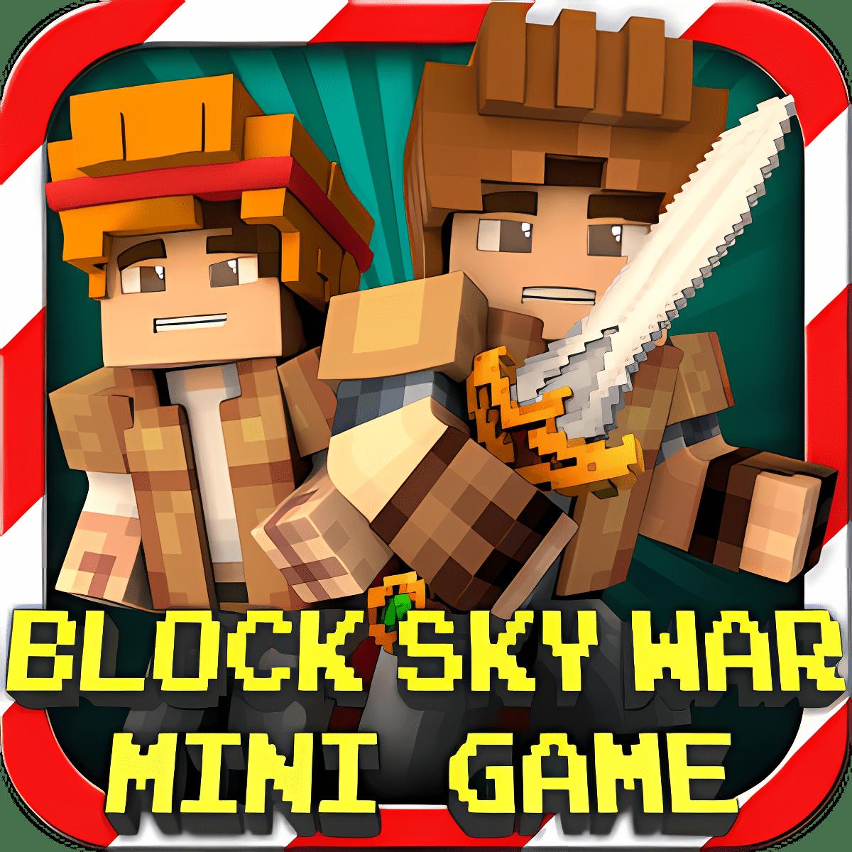 Block Sky War : Mini Game 1.2.1