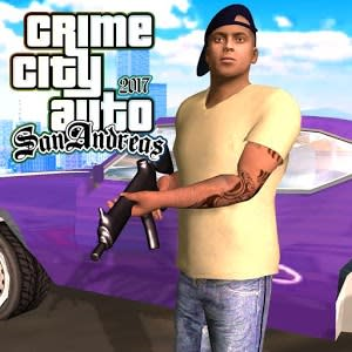 San Andreas Crimes
