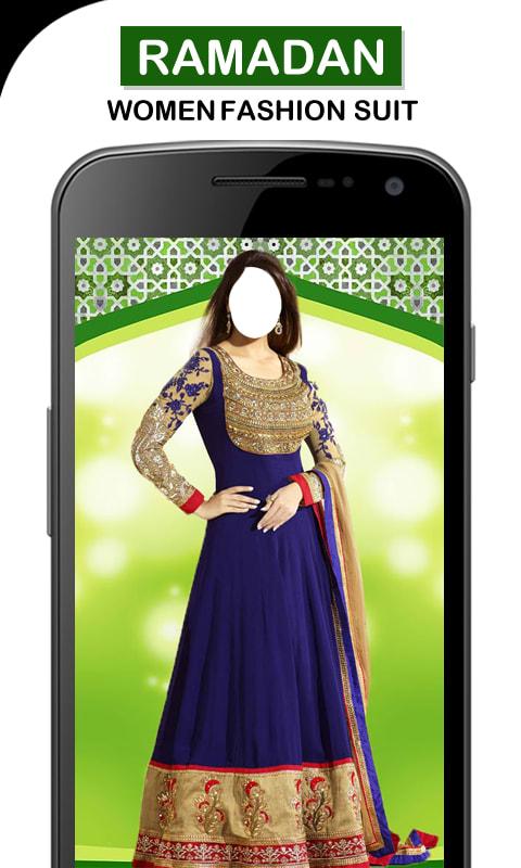 Ramadan Women Fashion Suit