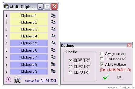 Multi Clipboard