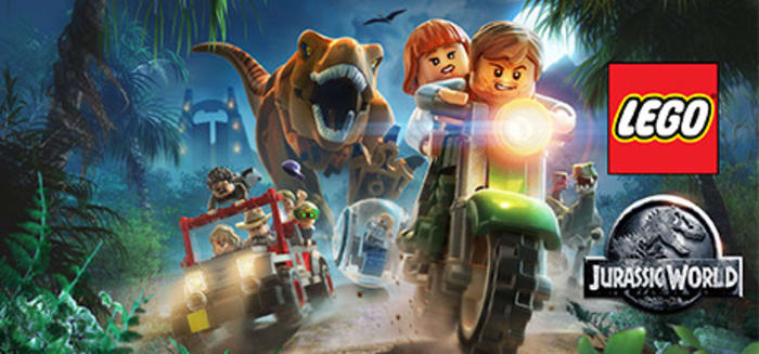 LEGO?« Jurassic World 2016