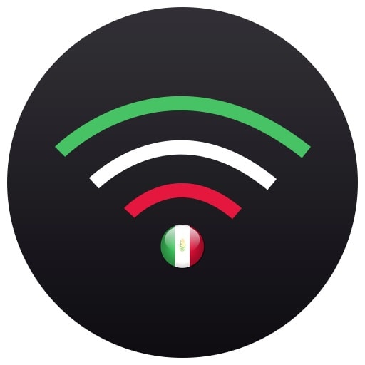 WiFi México: offline map WiFi