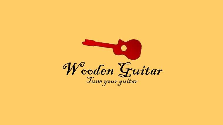 Wooden Guitar para Windows 10