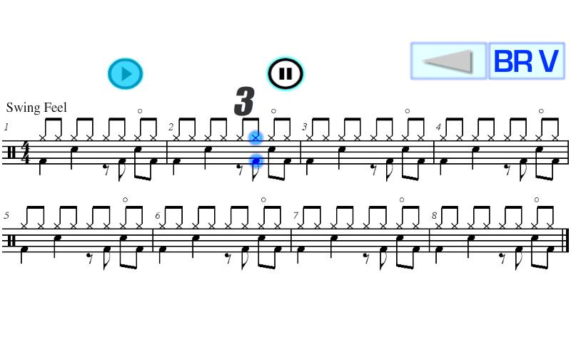Leer Musica en Bateria