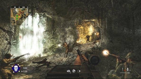 Скачать Игру Call Of Duty World At War - фото 8