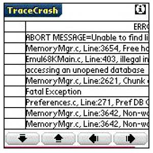 TraceCrash